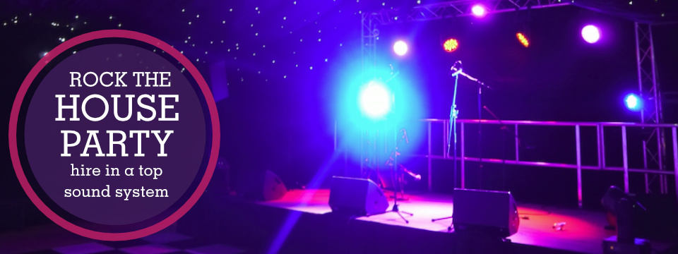 Sound Hire Surrey